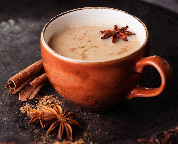 Рецепт чая зимних вечеров