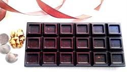 Шоколад на меду, плитка 110 гр. - фото 5327