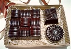 """Набор шоколада на меду """"Папа, мама, я"""", 160 гр. - фото 5348"""