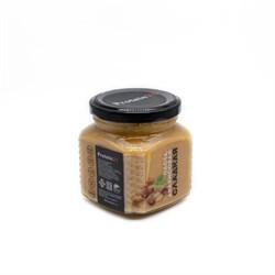 Натуральная арахисовая паста с сиропом топинамбура - фото 5785